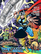 Karen's talking the Mighty Thor in the Bronze Age!