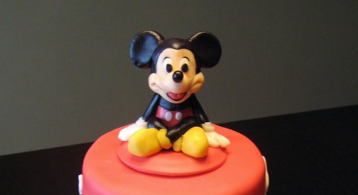 Mickey Mouse Cake Decorations Australia