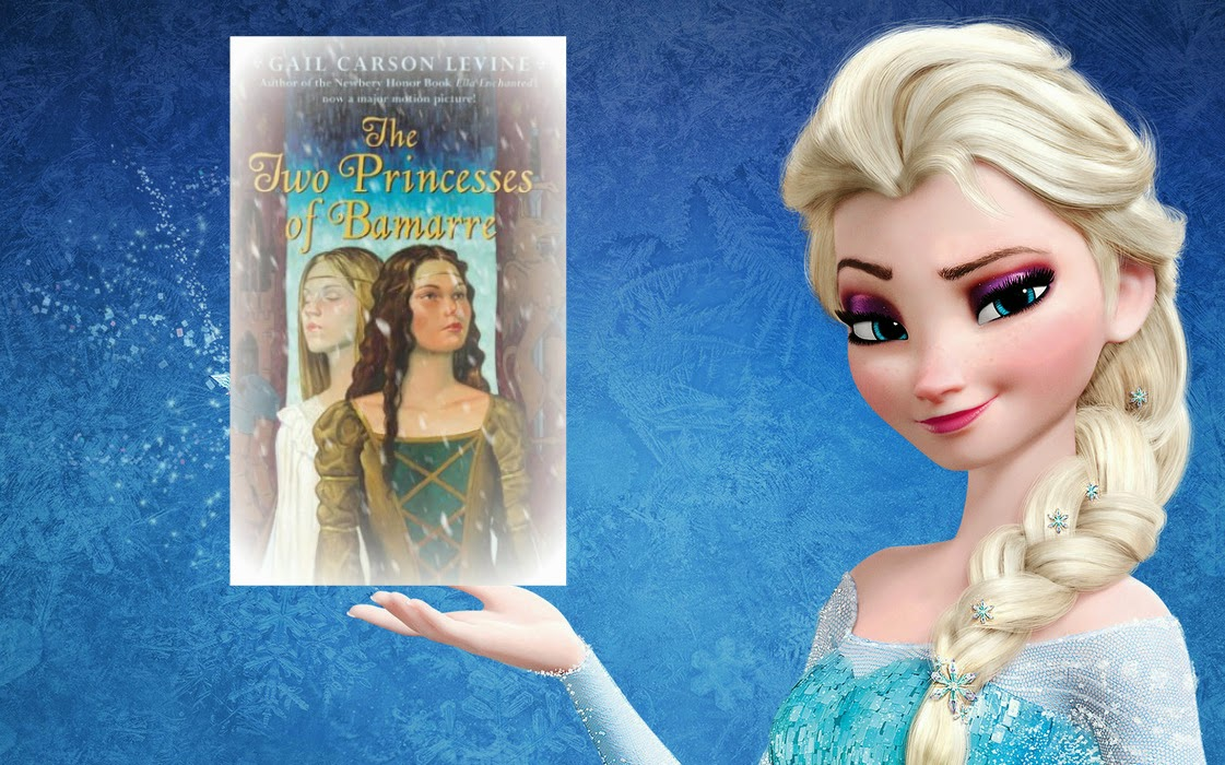 The Two Princesses of Bamarre - Poudre River Public ...