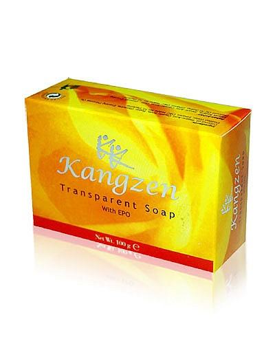 Van Shop 06 Kangzen Transparant Soap With EPO