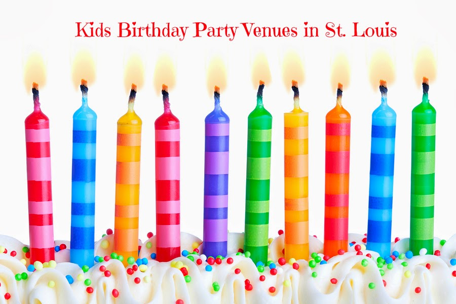 Keeping up with the Kiddos Kids Birthday Party Venues in St Louis