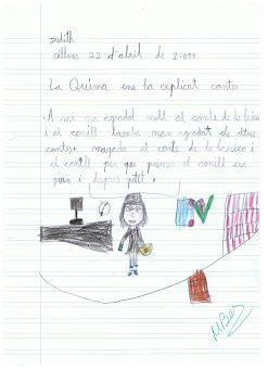 Dibuix de La Kima Escola El Solell