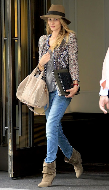 Dress Me Style Icon Rosie Huntington Whiteley