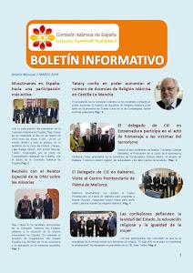 Boletín de la CIE marzo 2019