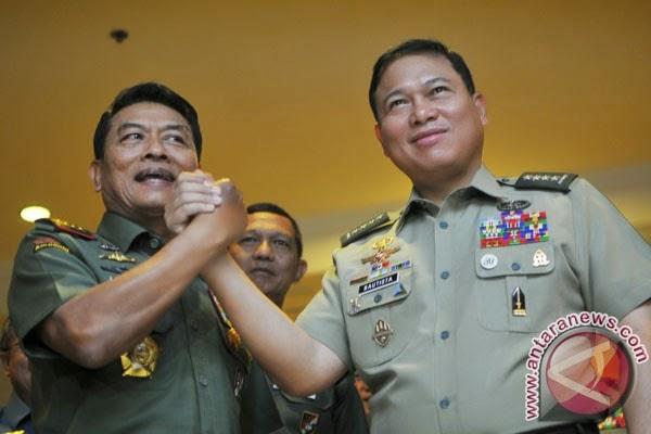 Indonesia-Filipina Tingkatkan Kerja Sama Militer