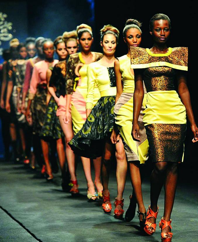 Haute Couture African Fashion Now Event Mixes Art Culture Photos Video