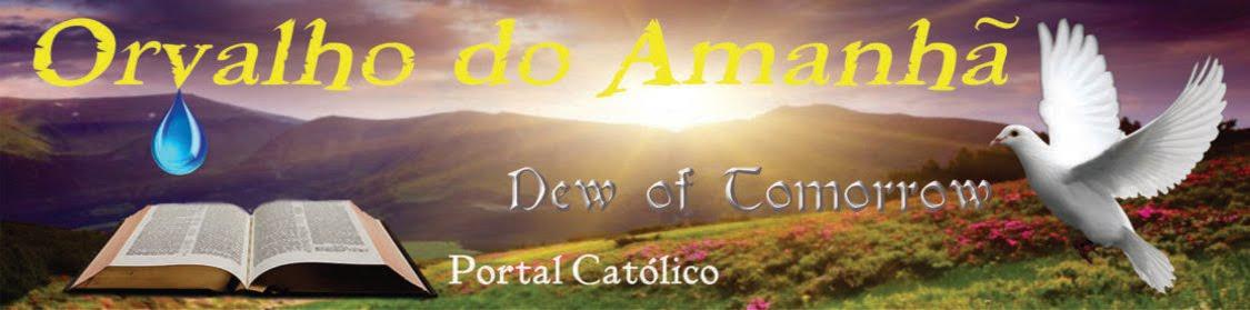 ORVALHO DO AMANHÃ