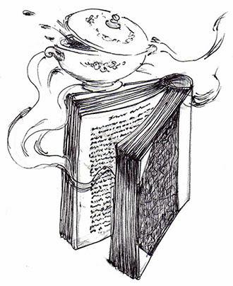 Il libro e la ricetta