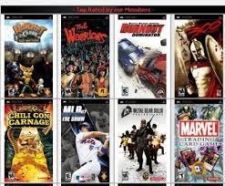 Kumpulan Game PSP ISO Part 2