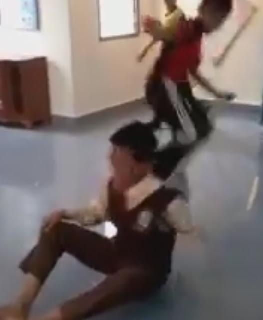 Video Kes Buli di Sekolah Rendah