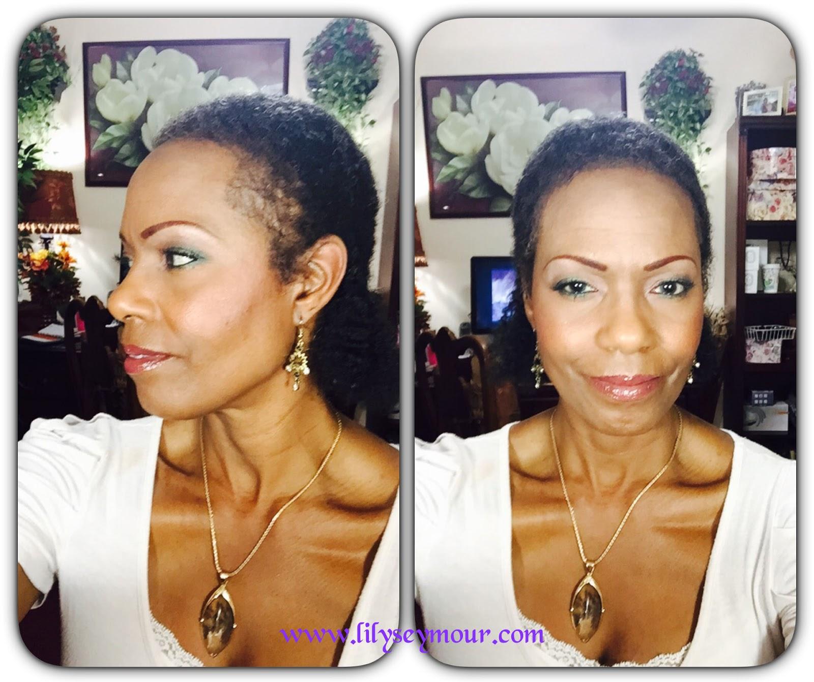 mature   over 50 Beauty Blogger   #womenofcolor #brownskin