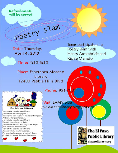 Poetry Slam @ EAM