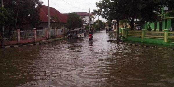 Lima Kecamatan di Pidie Jaya Terendam Banjir
