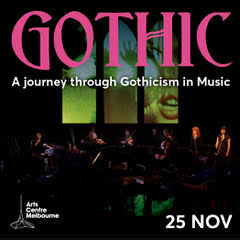 GOTHIC - A journey of mystical gothicism