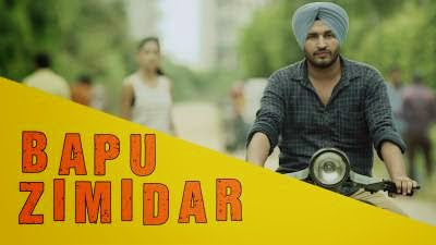 BAPU ZIMIDAR (Jassi Gill) Free Mp3 Download | Video | Lyrics