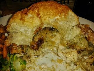 Ember Inn Chimney Chicken Pie