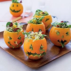 ideas de aperitivos y para halloween