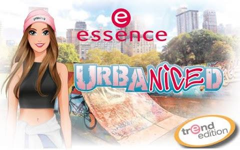 Essence Urbaniced Fall 2015 Collection