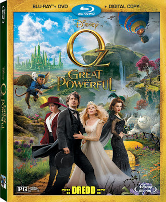 Oz the Great and Powerful 2013 Dual Audio BRRip 480p 400Mb x264