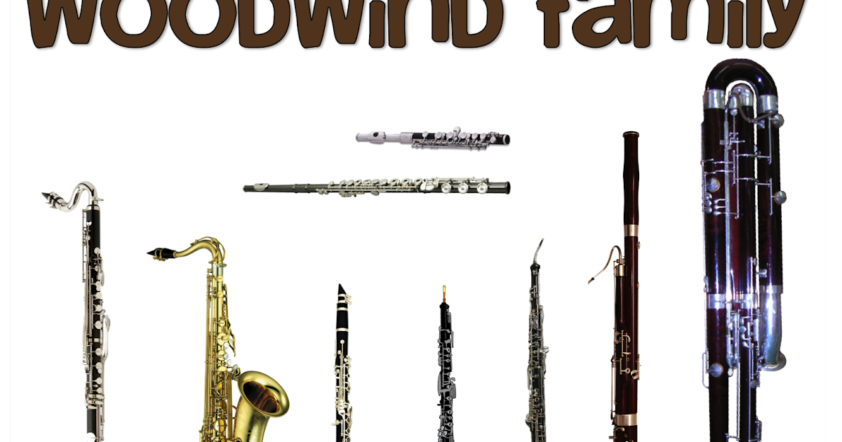 Blue Note Instruments: The Woodwind Family of Musical Instruments