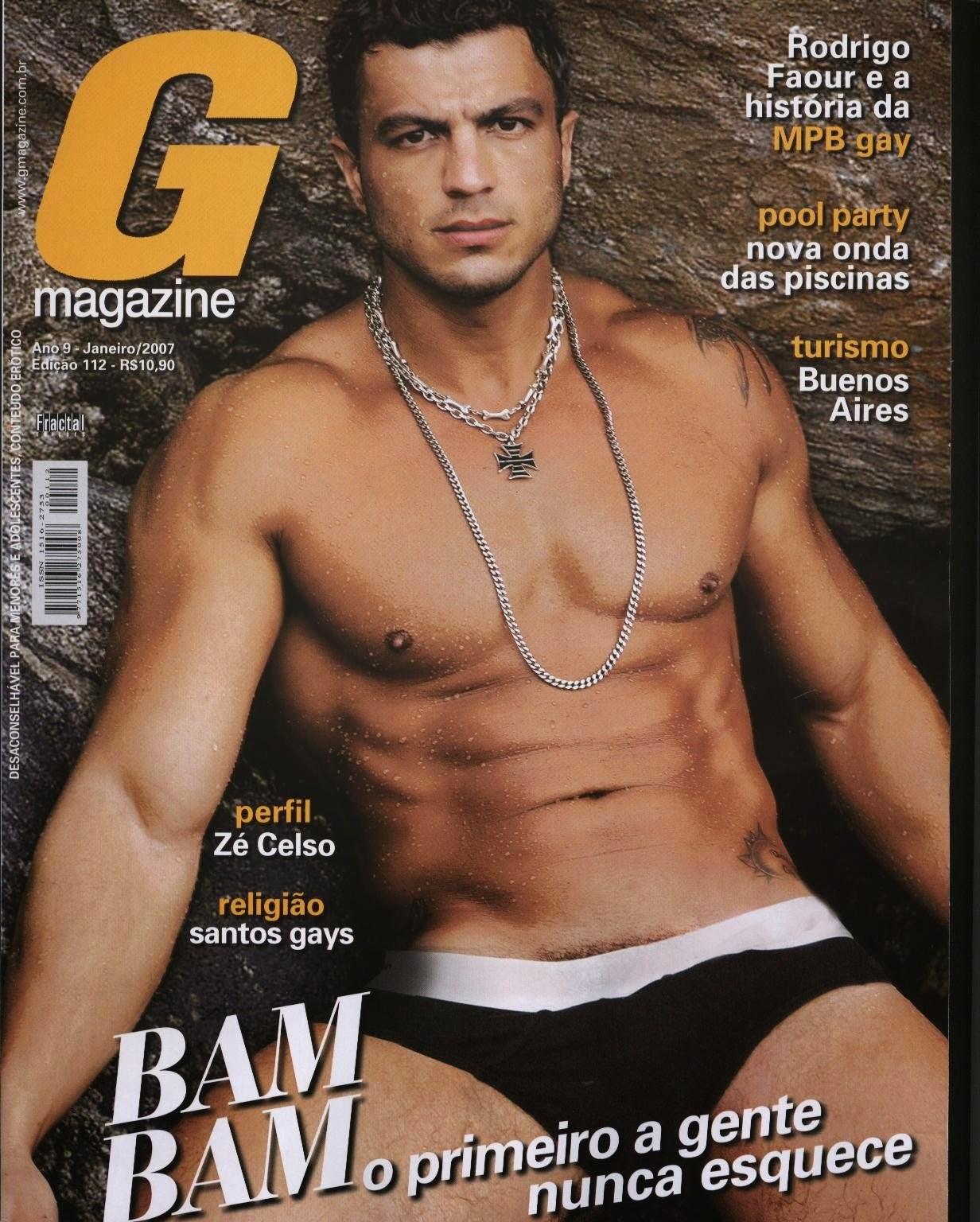 Do Primeiro Big Brother Brasil E Participante Bbb Na G Magazine