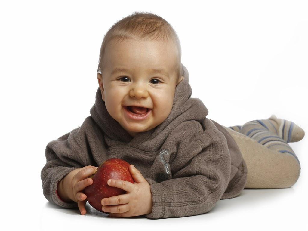 Baby Smile Wallpaper