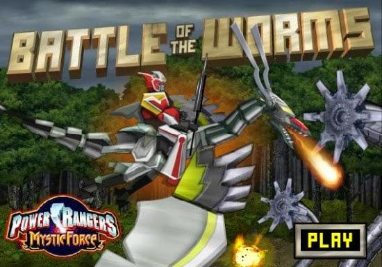 تحميل لعبة حرب الديناصورات Battle of Worms