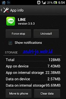 Menambah Sticker Line di Android Gratis
