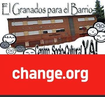 El C. Enrique Granados en Change.org