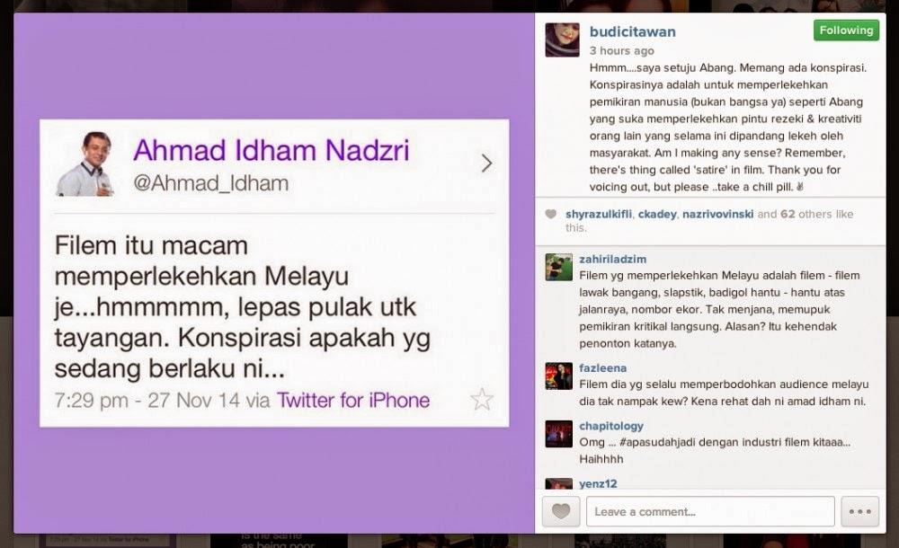 Ahmad Idham Perlekehkan Filem Lelaki Harapan Dunia Pula?, info, terkini, hiburan, sensasi, kontroversi, ahmad idham, filem Lelaki Harapan Dunia