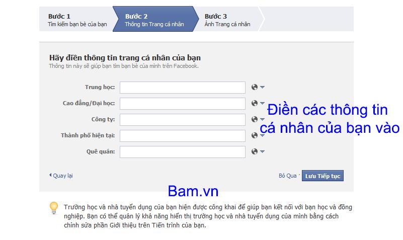 cách lập nick facebook nhanh : chi cach nick facebook don gian nhat