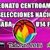 Confirmado: El COCABA U14 2015 Femenil será en Tabasco del 26 al 30 de Agosto.