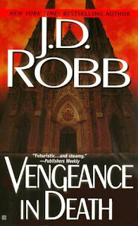 AudioBook cover of Vengeance in Death JD Robb #6