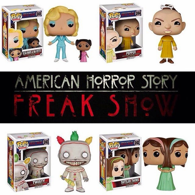 Funko Pop! American Horror Story Freak Show