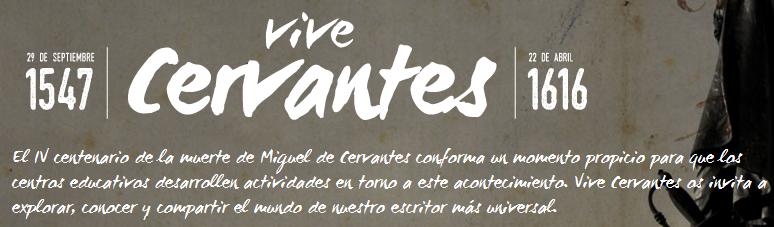 Vive Cervantes