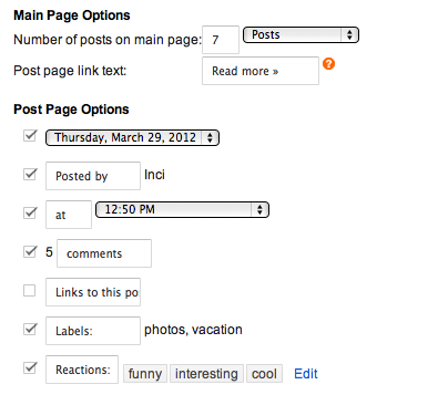 Mempercepat loading Blog