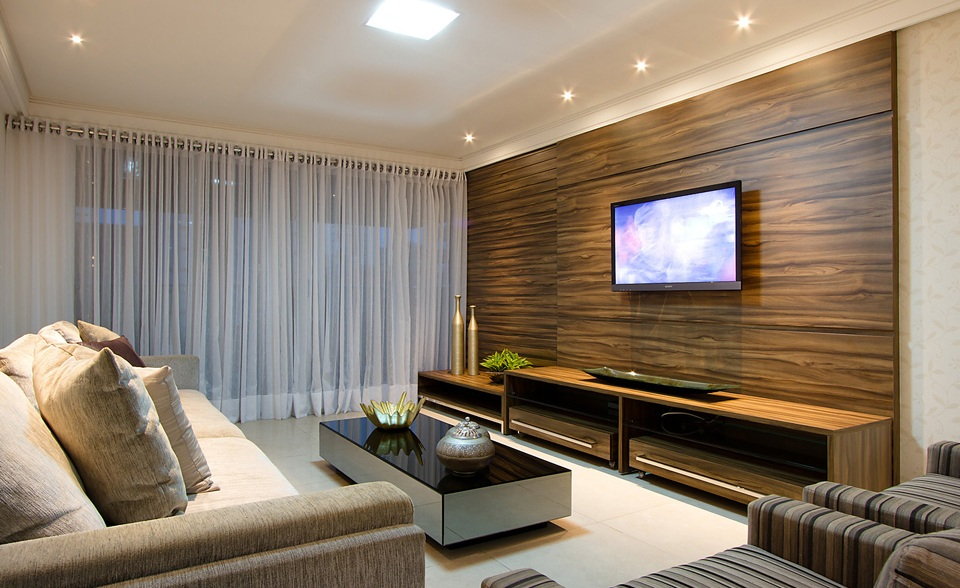 Pedrita designer de interiores salas for Interiores de salas modernas