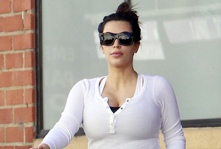 Payudara Kim Kardashian