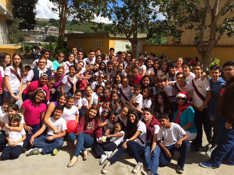 Año escolar 2014 - 2015