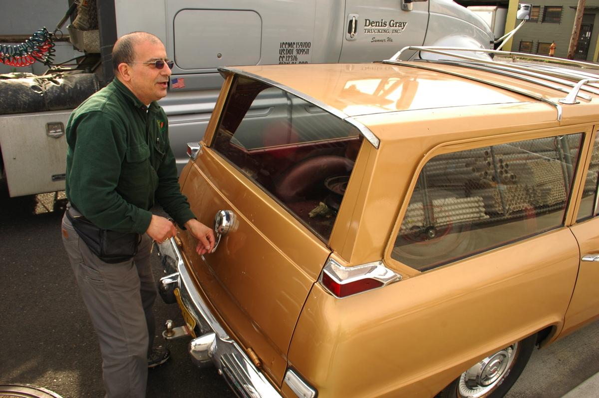 1963 Studebaker Wagonaire.