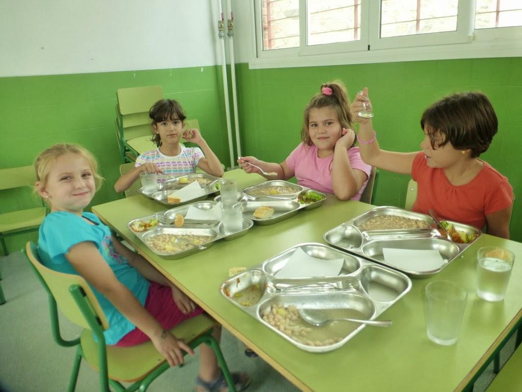 C e i p juan xxiii las lumbreras monteagudo comedor y for Comedor de escuela