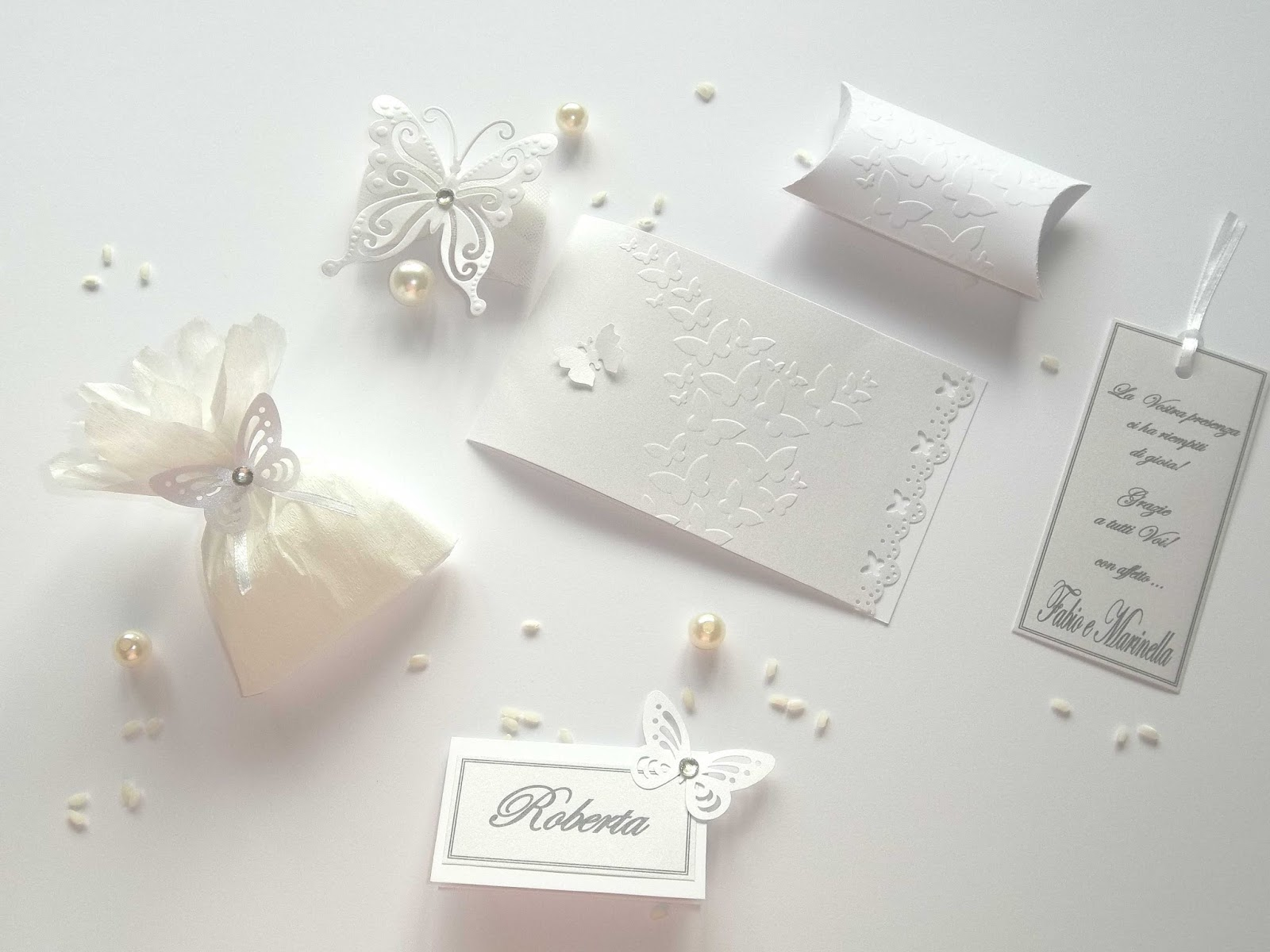 Tema Matrimonio Total White : Sara crea matrimonio total white set completo bianco per