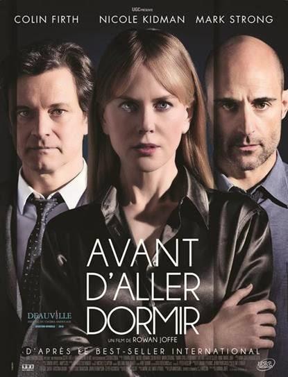 AVANT D'ALLER DORMIR, avec Nicole Kidman