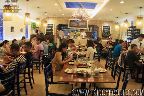 cyma greek taverna shangrila plaza