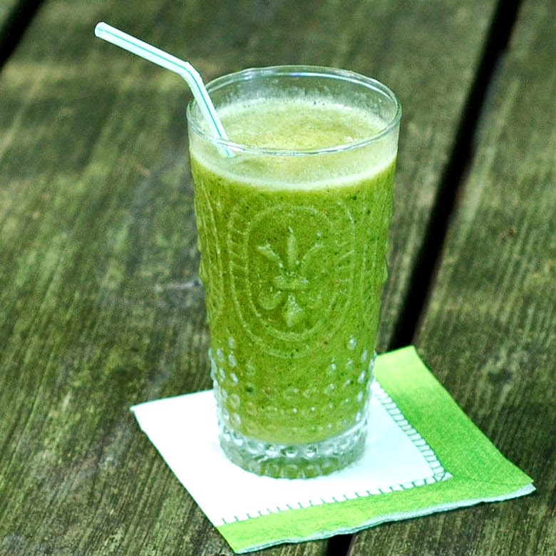 Delicious, Healthy Green Smoothie