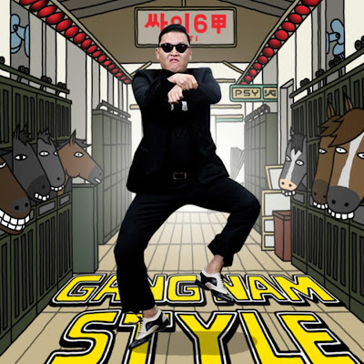 GANGNAM STYLE-HIGHEST VIEWED-VIDEO ON YOUTUBE
