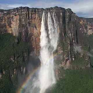 7 Air Terjun Tertinggi di Dunia