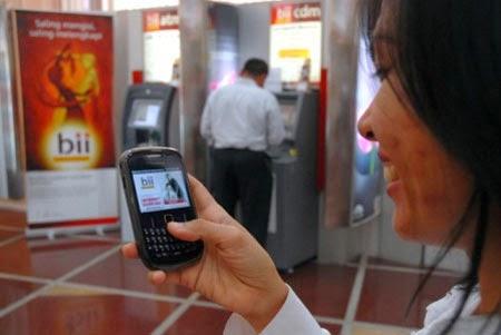 Cara Registrasi SMS Banking BII Melalui ATM