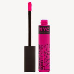 ♥ NYC Smooch Proof Lipstain