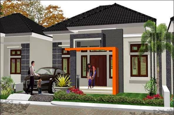 Gambar model rumah minimalis sederhana